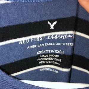 American Eagle Outfitters Tops - striped tank top